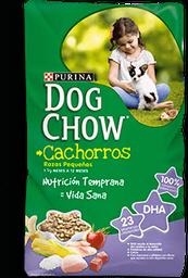 Alimento Para Perro Dog Chow Cachorro Razas Pequeñas 4 Kg