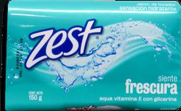 Jabón Zest Siente Frescura 150 g