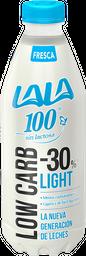 Leche Lala 100 Sin Lactosa Reducida en Grasa Fresca 1 L