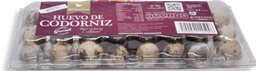 Huevo San Andres de Codorniz Charola 24 U