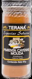 Pimienta Cayenne Terana Molida 65 g