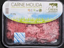 Carne Molida de Res Orgánica Green Farmers 450 g