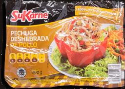 Carne Sukarne Pechuga de Pollo  Deshebrada 300 g