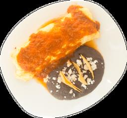 Omelette Charro