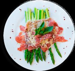 Asparagi Prosciutto e Parmigiano