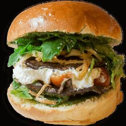 Sándwich de Portobello