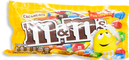 Cacahuate con Chocolate M&M's 92.7 g