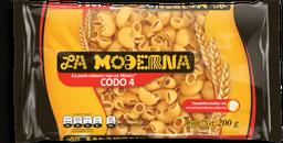 Pasta La Moderna Para Sopa de Codo N° 4 220 g