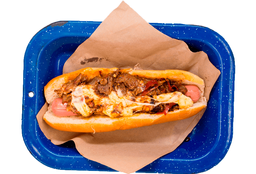 Hot Dog Chilango Cheese Dog
