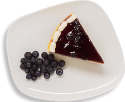 Cheessecake con Blueberry