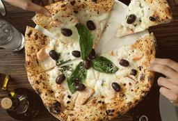 Pizza Salmone  Individual