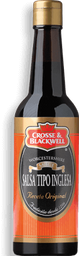 Salsa Inglesa Crosse & Blackwell 290 mL