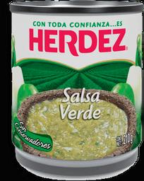 Salsa Herdez Verde 210 g