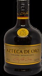 Brandy Azteca de Oro Solera 700 mL