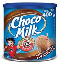 Chocolate En Polvo Choco Milk  400G