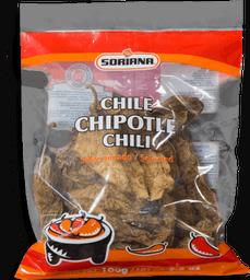Chile Chipotle Soriana 100 g