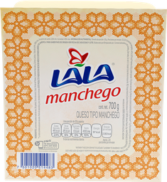 Queso Manchego Lala 700 g