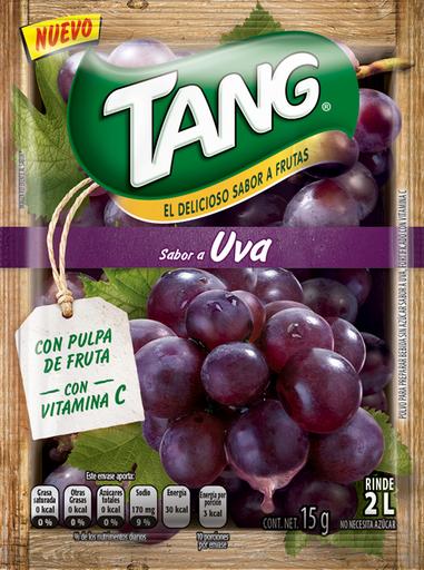Polvo Souble Tang Uva 15 g