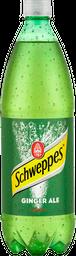 Refresco Schweppes Ginger Ale 1 L