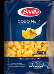 Barilla Pasta Para Sopa de Codo No. 4