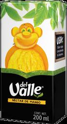 5x4 Del Valle Néctar de mango Cartón 200ml