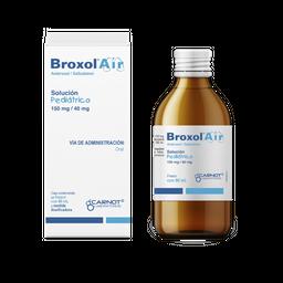 Prod Cient Broxol-Air 150/40 Mg Solucion