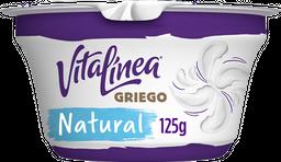 Yoghurt Griego Natural Vitalinea 125G