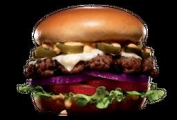 Jalapeño Big Angus Burger
