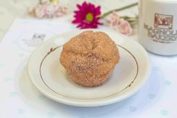 Muffin de Azúcar con Canela