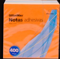 NOTAS ADHESIVAS NEON