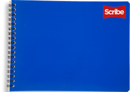 Block Scribe Marquilla Con Espiral 20 h 1 U