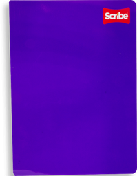Cuaderno Scribe Profesional Raya 100 Hojas 1 U