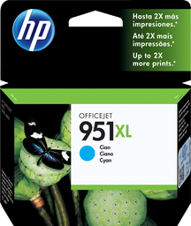 Cartucho HP 951XL