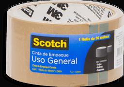 Cinta de Empaque Scotch Uso General 1 U