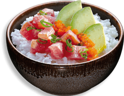 Gohan Spicy Tuna