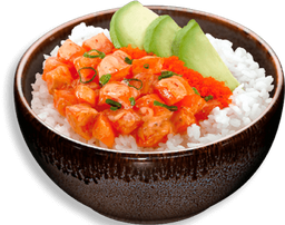 Gohan Spicy Salmón