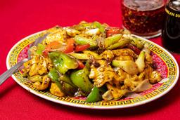 Pollo a la Cantonesa