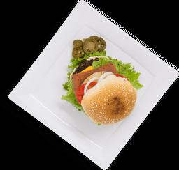 Hamburguesa Vegan