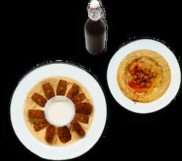 Paquete Falafel Docena