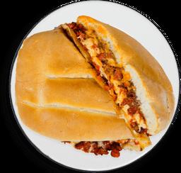 Torta de Chorizo