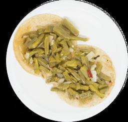Tacos de Nopales