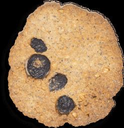 Galleta Integral de Blueberry y Almendra