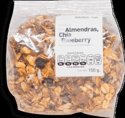 Granola con Almendras, Chía y Blueberry