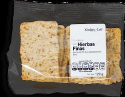 Crackers de Hierbas Finas