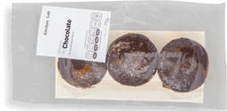 Brownie de Frijol y Chocolate