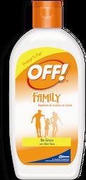 Repelente de Insectos Off Family 200 mL