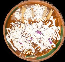 Enchiladas del Barrio