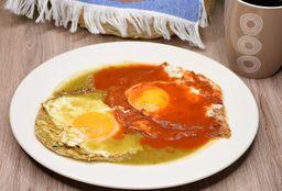 Huevos Rancheros O Divorciados