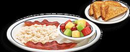 Simple & Fit 2 Egg Breakfast