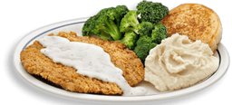 Carne Country Fried Steak